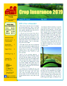 May 2019 Gibson Insurance Group Newsletter